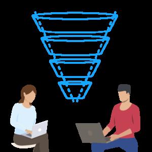 Diseñamos tus procesos de captación, venta y matriculación <em>online</em>